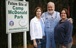 Camp McDonald Park Board
